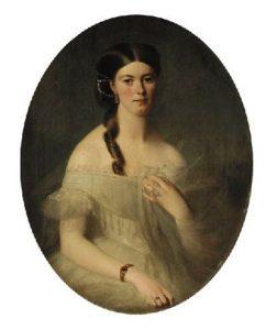 Lady Caroline Burges