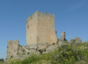 castle of Oreja