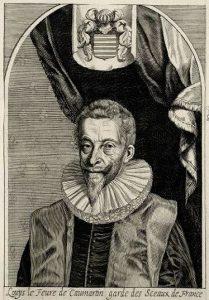 Louis Lefèvre de Caumartin