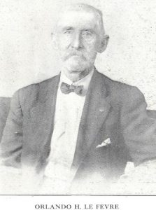 Orlando Herrick Lefevre