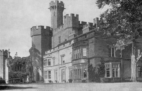 Arley Castle