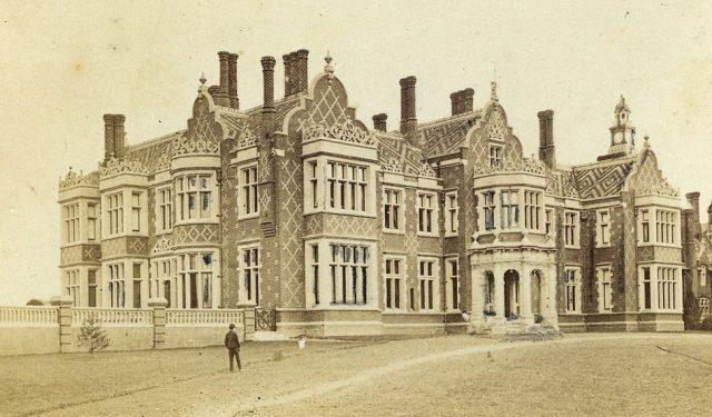 Bushey Hall
