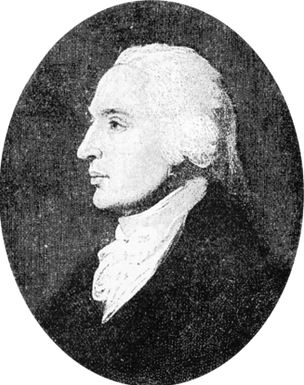 Captain James Wilson