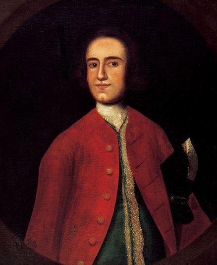 Captain Lawrence Washington