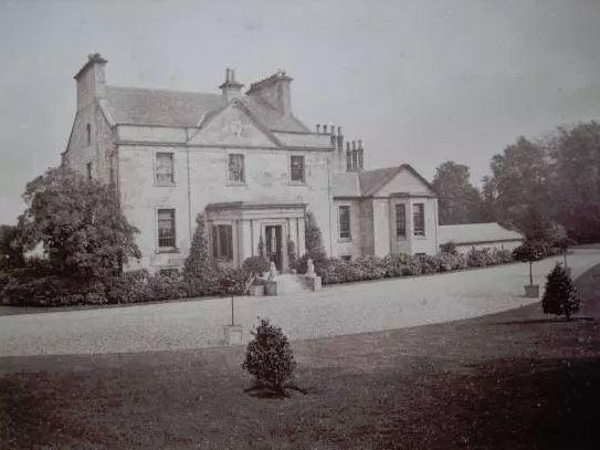 Earnock House