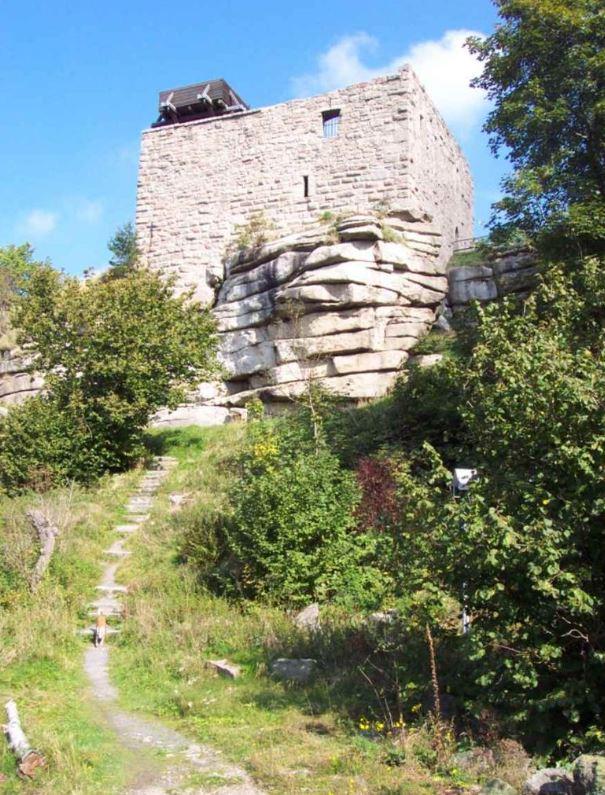 Epprechstein Castle