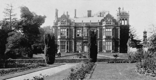 Ferney Hall
