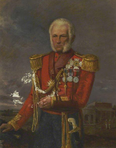 Major-General Sir Hugh Wheeler