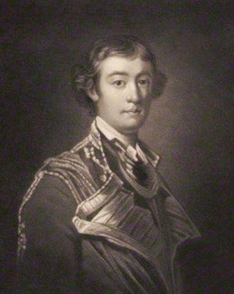 Lieutenant General John West, 2nd Earl De La Warr