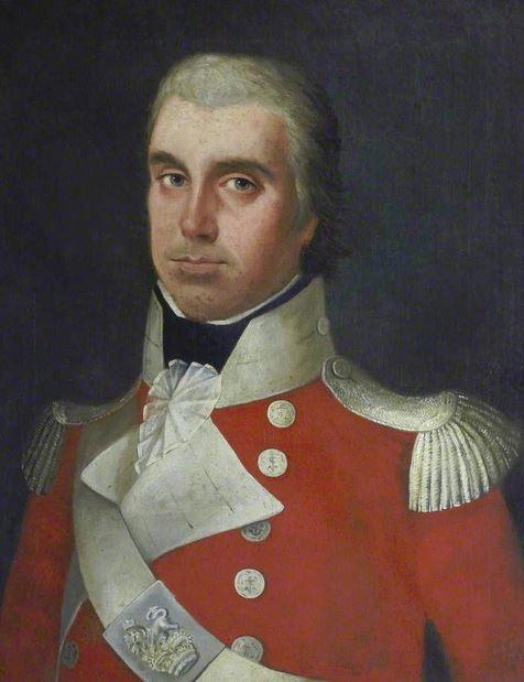 Major David Wilson