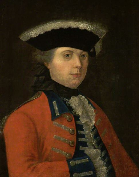 Major General James Wolfe