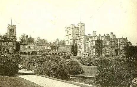 Osmaston House