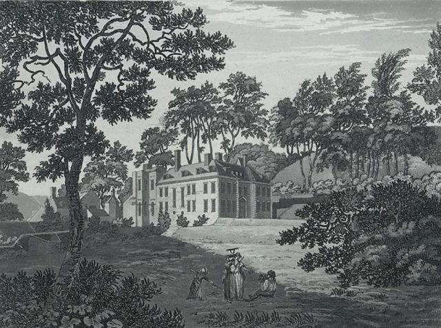 Pontypool House