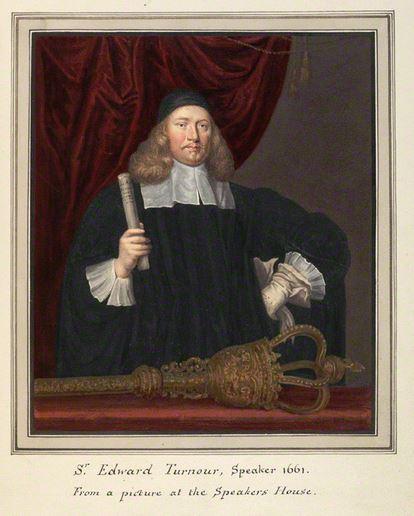 Sir Edward Turnor