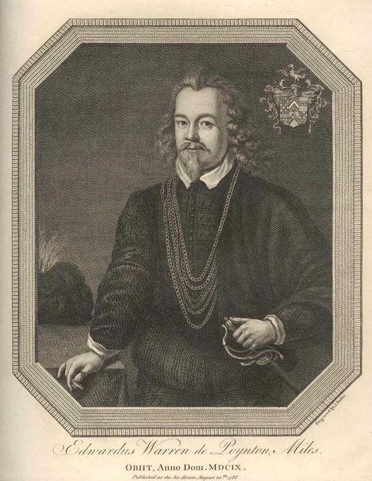 Sir Edward Warren