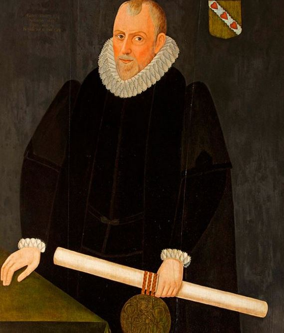 Sir Giles Tucker