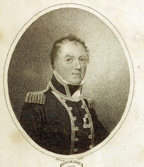Rear Admiral Sir James Athol Wood