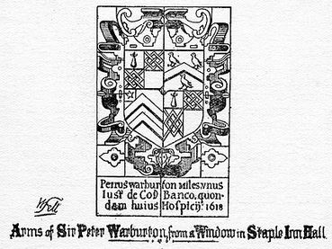 Sir Peter Warburton