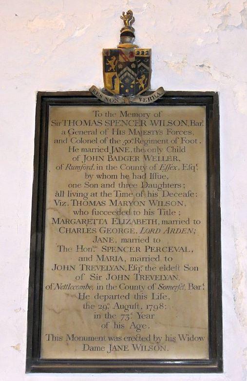 Sir Thomas Spencer Wilson