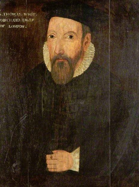 Sir Thomas White