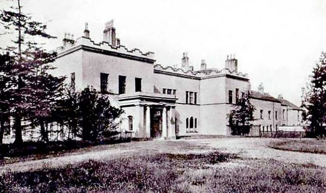 Stapleford Hall