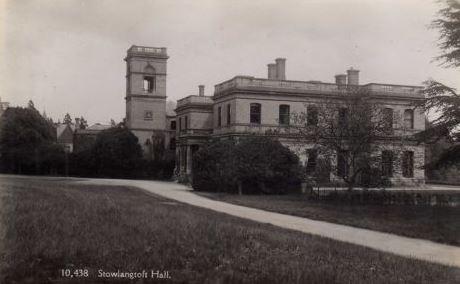 Stowlangtoft Hall