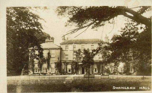 Swanland Hall
