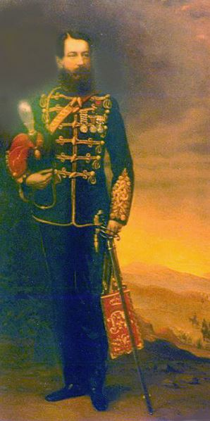 Major Clement Walker-Heneage