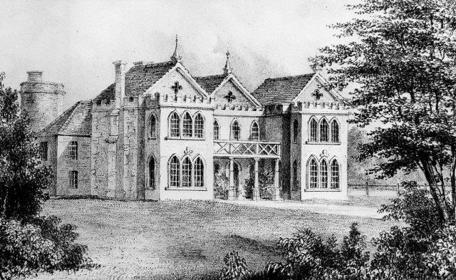Old Whaddon Hall