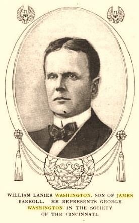 William Lanier Washington